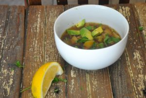 no recipe vegetable soup