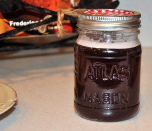 pomegranate syrup for mocha