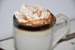 bourbon vanilla whipped cream