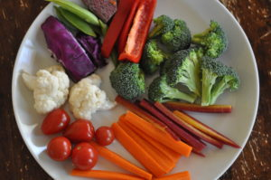 how to get your family to eat more fresh vegetables