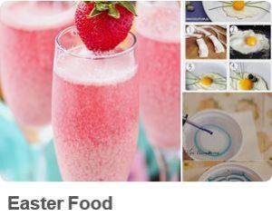 Pinterest Easter Food Board