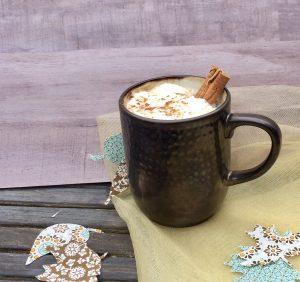 pumpkin spice dirty chai latte - DailyRation.net