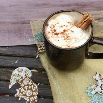 pumpkin spice dirty chai latte - DailyRation.net